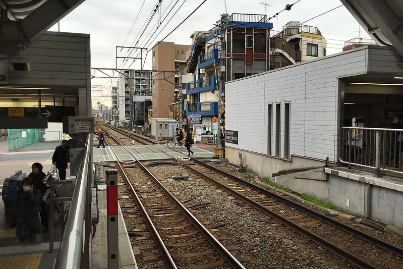 Shimomaruko station
