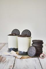 Oreo Thins Tiramisu Cheesecake Mousse