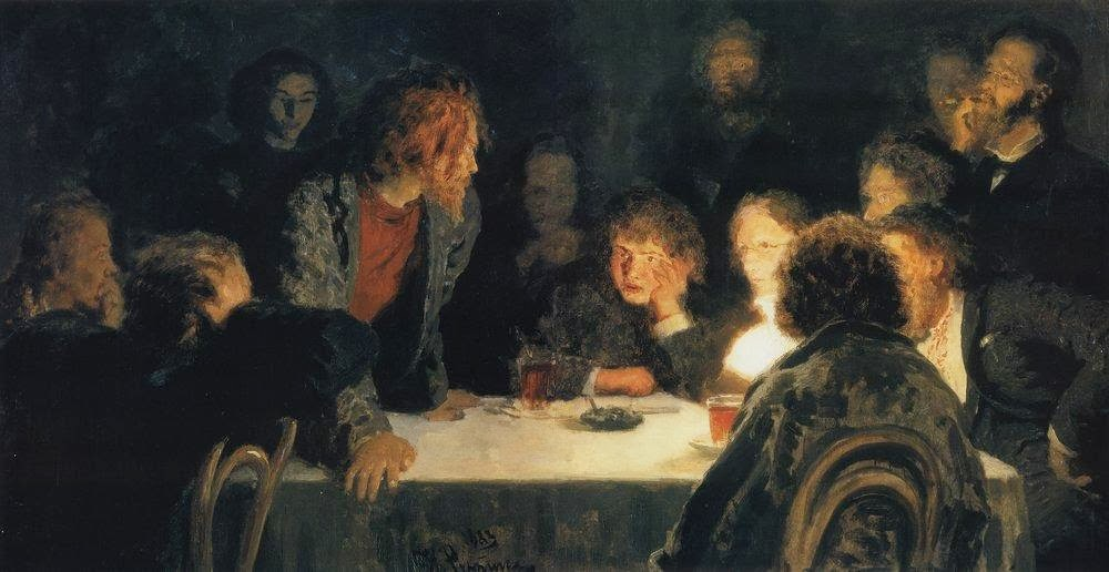 19世纪画家作品选15