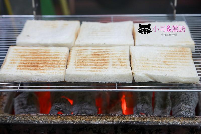 台北小吃︱台北熱炒,幸福小杜,新北市碳烤吐司,新莊碳烤吐司,碳烤吐司,紅茶牛奶 @陳小可的吃喝玩樂