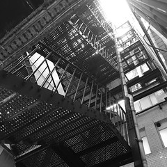 Fire escape #366photos #london