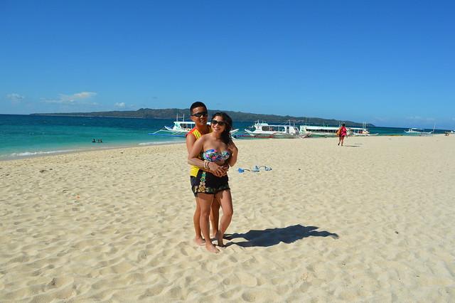At Puca Beach, Boracay