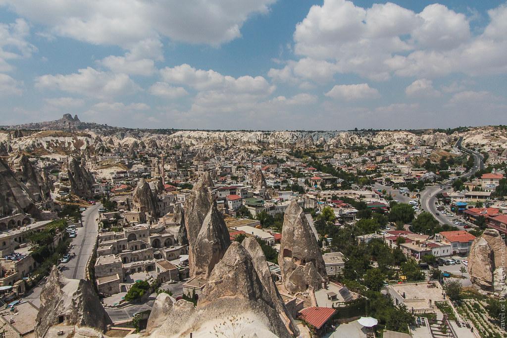 Cappadocia, Turkey - Каппадокия, Турция-76