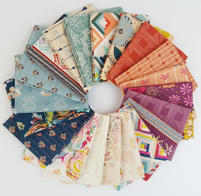 Fleet & Flourish is back in stock at Lay Belle Fabrics!