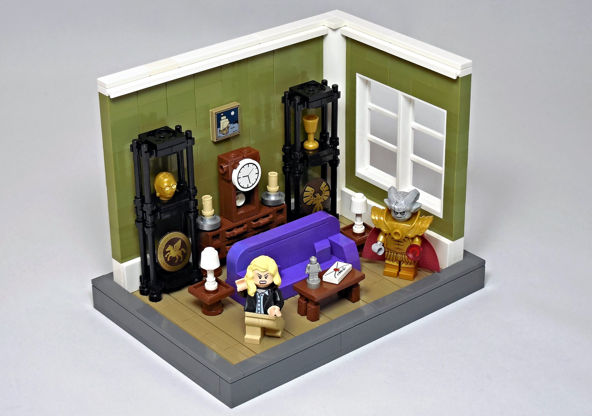 LEGO® MOC by Vitreolum: Wishmaster
