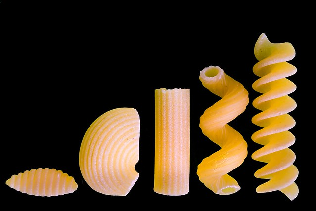 Pasta Evolution