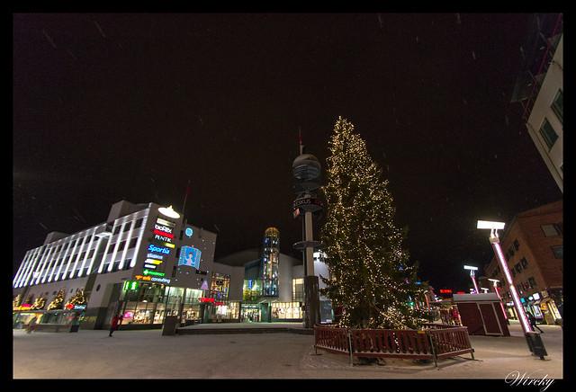 Laponia viaje Helsinki Rovaniemi - Calle Koskikatu