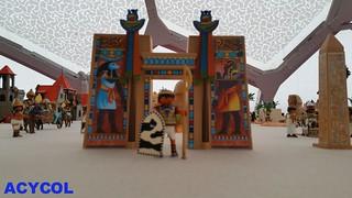 Belén de Playmobil de ACYCOL. Resumen