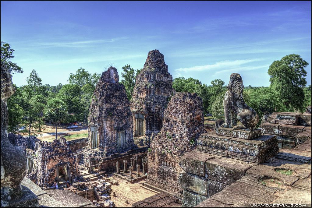 Pre Rup Camboya