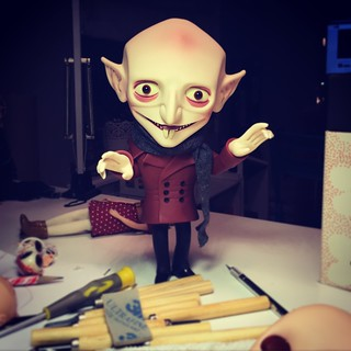 Uncle Nosferatu!