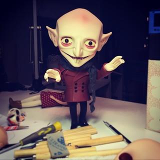 Uncle Nosferatu!