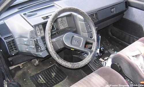 Citroën BX 19 Digit 1985
