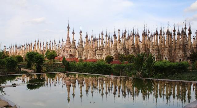 Stupas, Kakku Pagodas