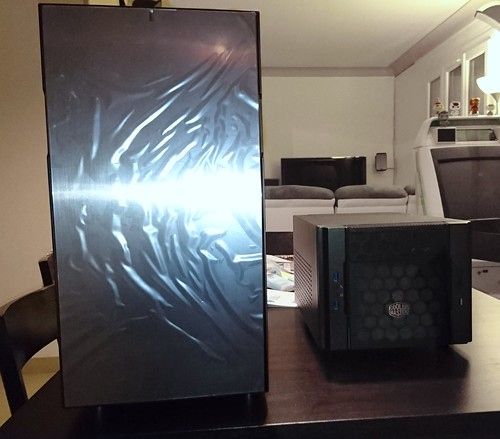 Fractal Design Define R5 vs Cooler master Elite 130