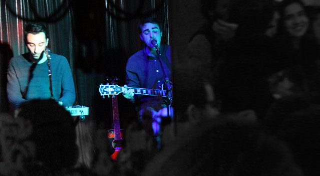 "BLUE LINES PRESENTA ""POINT OF NO RETURN"" - GRAN CAFÉ DE LEÓN 29.01.16"