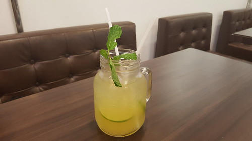 Honey Lime Soda 55 บาท