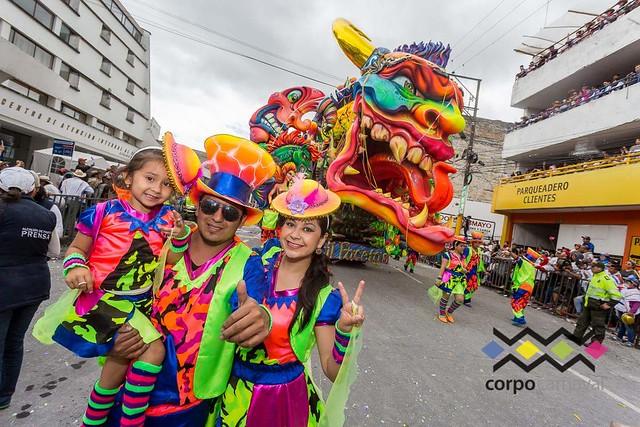 Desfile Magno 6 de Enero