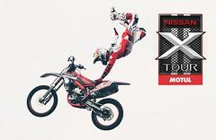 Участники сноубордического Nissan X-Tour увидят Motul FMX-шоу