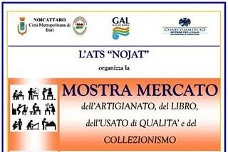 Noicattaro. Mostra mercato front
