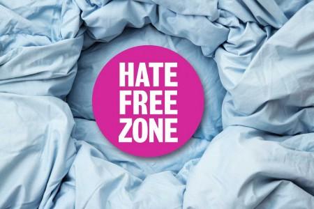 Hate Free Zone - místa bez násilí anenávisti