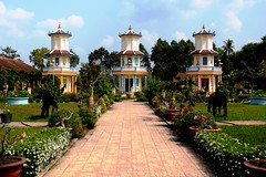 Tay Ninh Church (Cao-Daism Religion)
