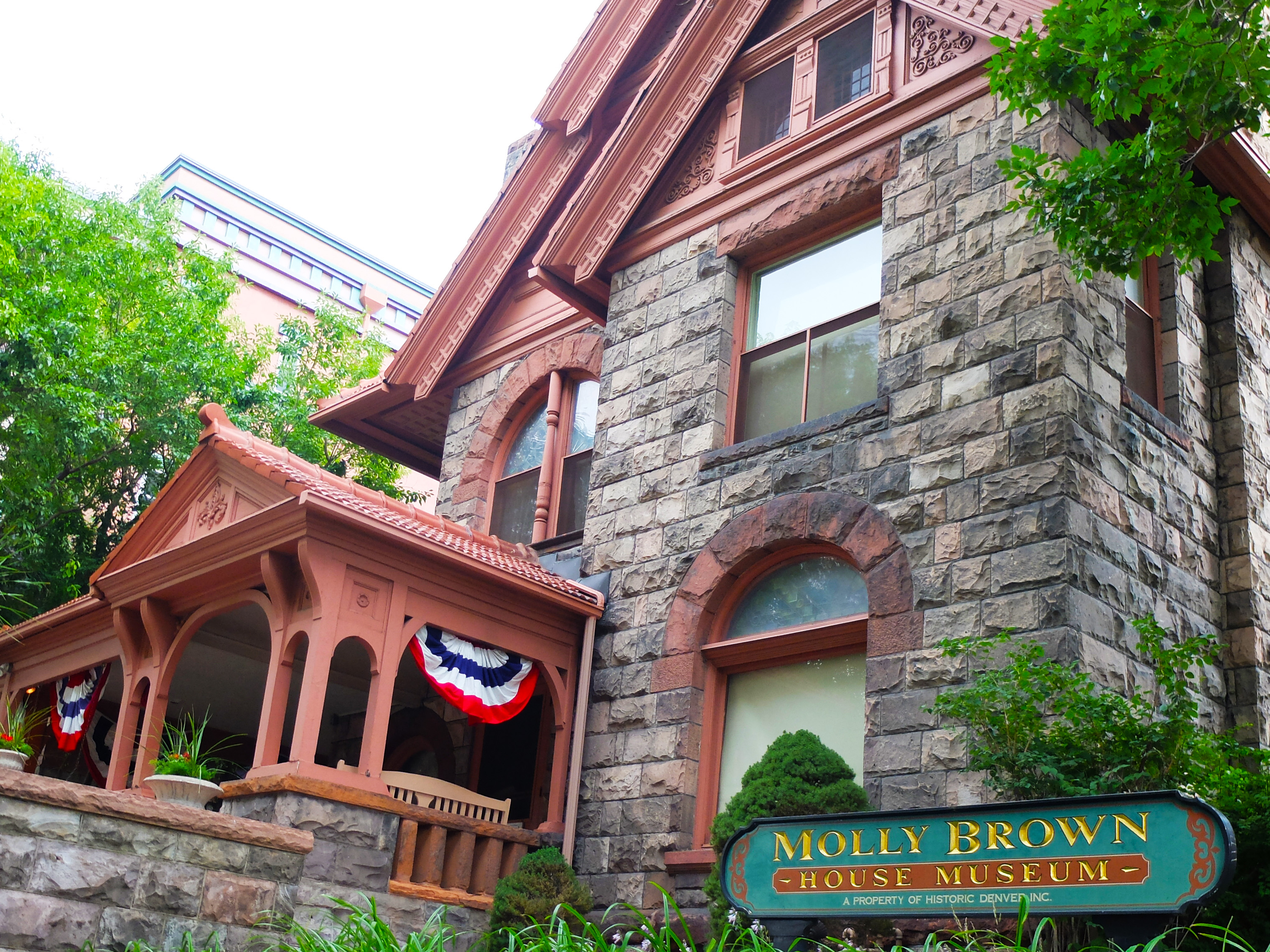 molly brown museum titanic (2)