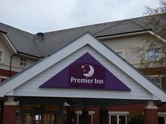 Premier Inn Warrington M6 J21