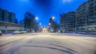 17.1.2016 Sunnuntaiaamu Sundaymorning Turku Åbo Finland
