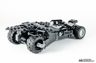 REVIEW LEGO 76045 DC Comics Batman Kryptonite Interception 28