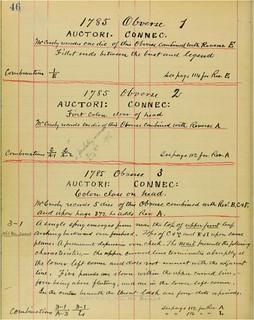 Hall's Connecticut manuscript