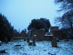 Annesley Old Church, Nottinghamshire
