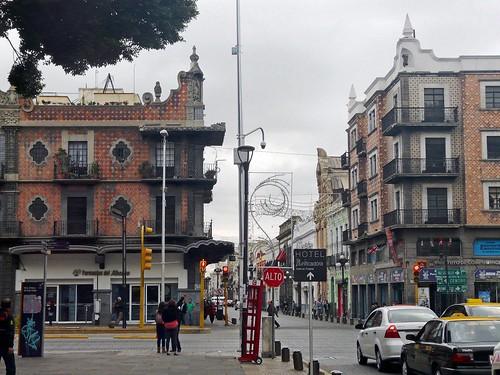 K13 Puebla corner