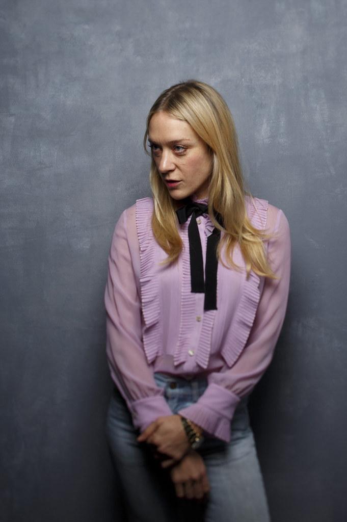 Хлоя Севиньи — Фотосессия для «Любовь и дружба» на «Sundance» 2016 – 2