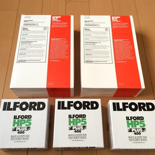 ID-11 5litre & HP5 PLUS 100ft