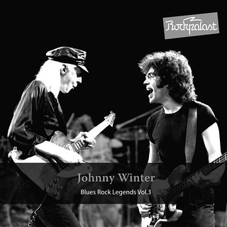 Johnny Winter Blues Rock Legends Vol.3