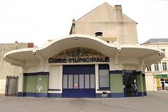 Saint-Quentin - Le Criée Municipale