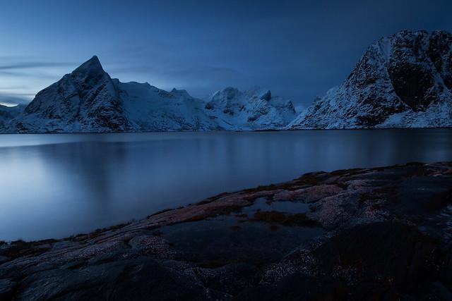 Norway - Lofoten - Olstind