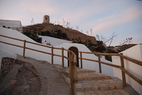 Título Torre de La Atalaya, tras la restauración