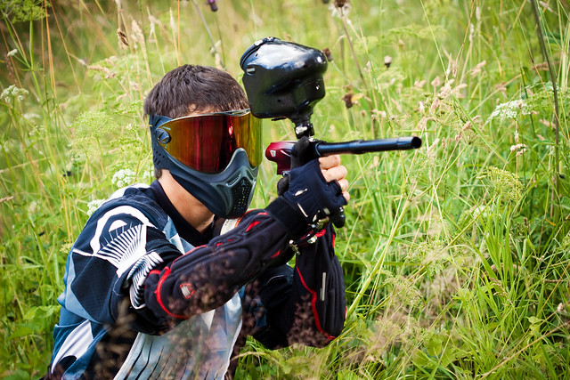 Paintball Near Powai, Mumbai - 50 Balls