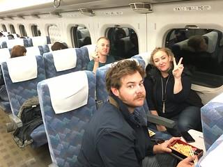 Japan - Fuji-Q to Kyoto