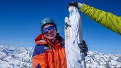 Skitura w Alpach Graickich - Gran Paradiso 04-2011
