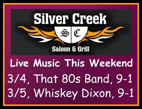 Silver Creek 3-4, 3-5-16