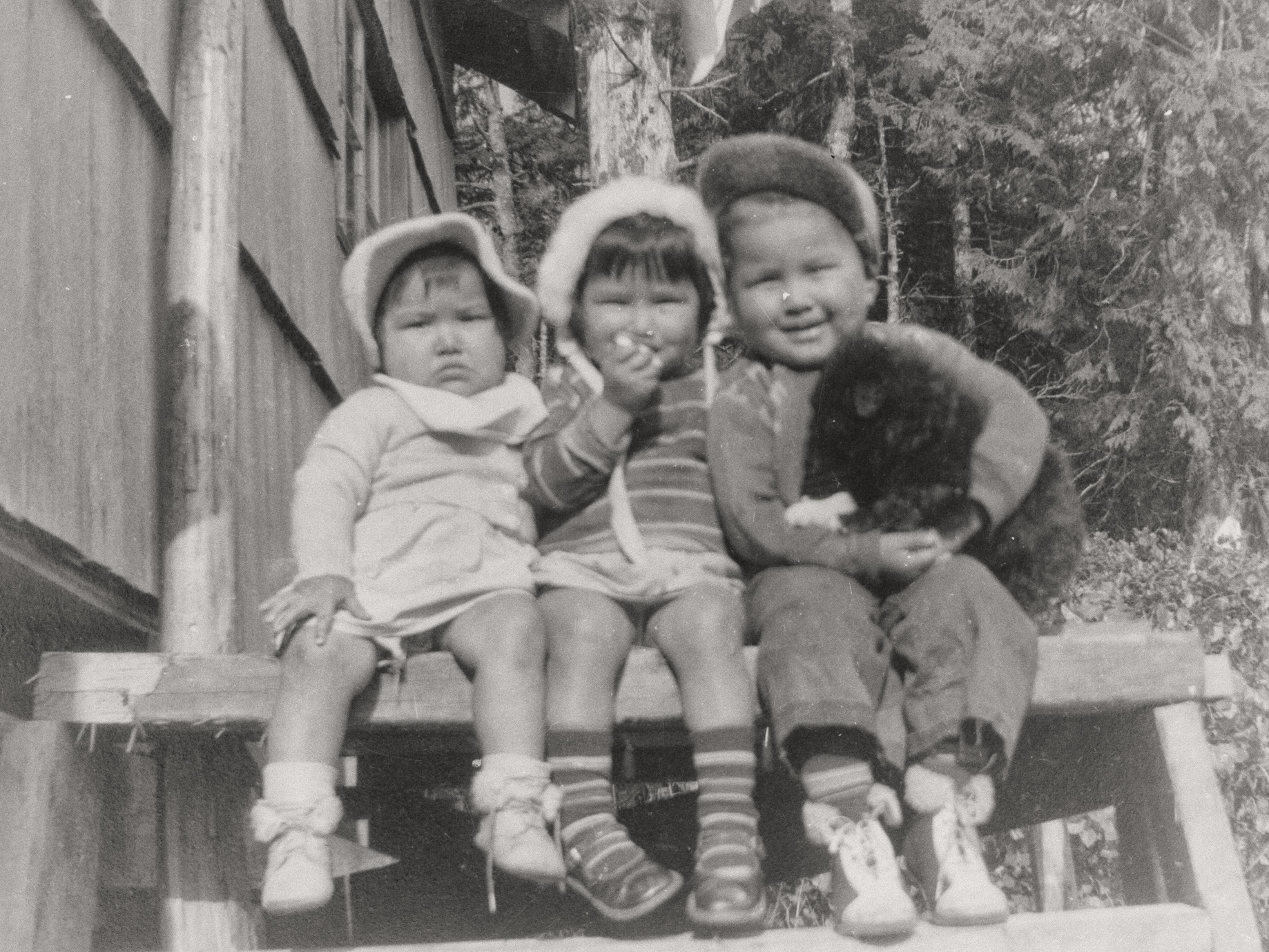 Three Chidren