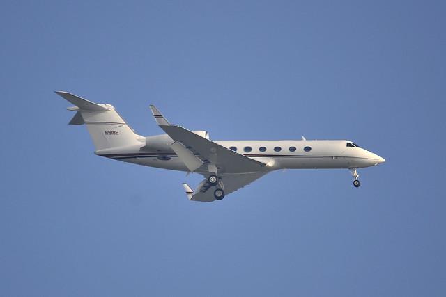 N918E Gulfstream G4X