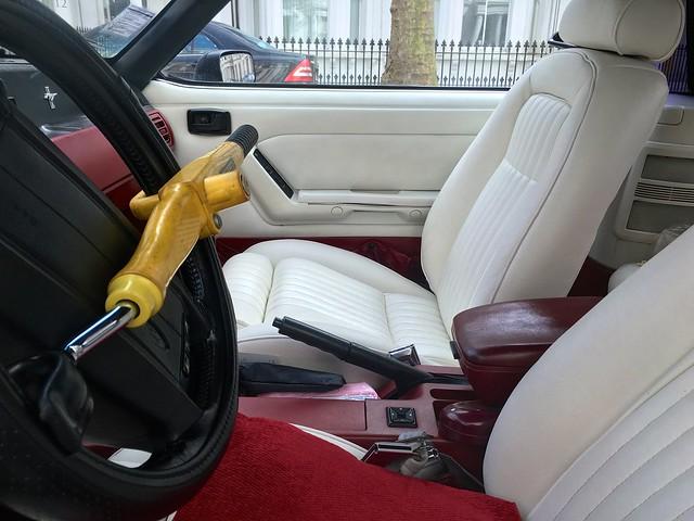 1990 Fox Body Ford Mustang GT 5.0