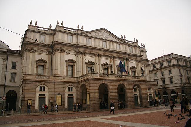 Teatro della Scala. © Paco Bellido, 2006