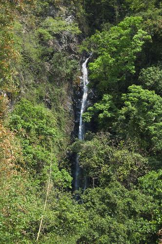 大津瀑布 Dajin Falls - Maolin, Taiwan