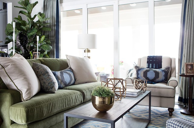 HGTV Smart Home 2016 Living Room