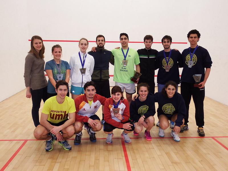 CADU Squash 2015/2016