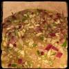 #Fava Beans in #TomatoSauce #homemade #CucinaDelloZio - garlic, onions & hot pep